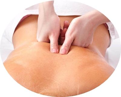 Massage at The Healing Stone